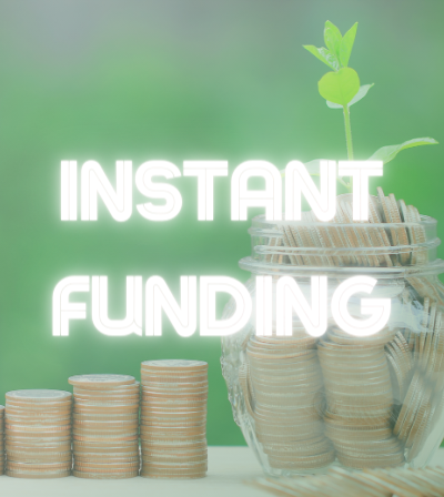 Get Instant Funding | Start with $20,000 USD